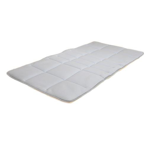 QUOカード1,000円分付き 腰にやさしい清潔敷マット 極かる+  シングル