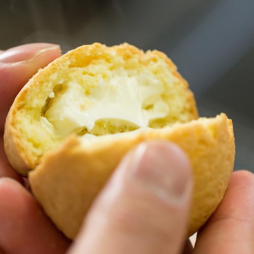 チーズまんじゅう