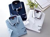 ダンロップモータースポーツ5分袖デザインポロシャツ3色組 S