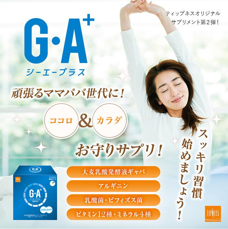 G・A+(ジーエープラス)