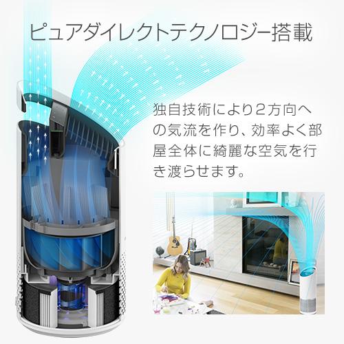 センサーポッド付空気清浄機TruSens(Z-2000)トゥルーセンス 番組限定フィルターセット