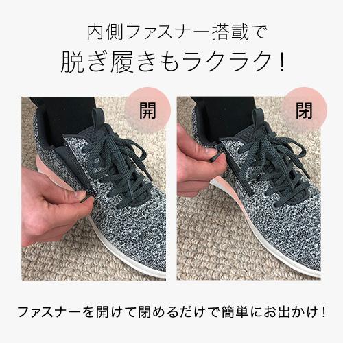 ヨネックス パワークッションウォーキングシューズ 【レディース】 ネイビー/22.5