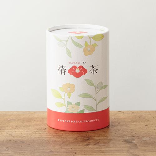 椿茶 茶筒 ティーバッグ